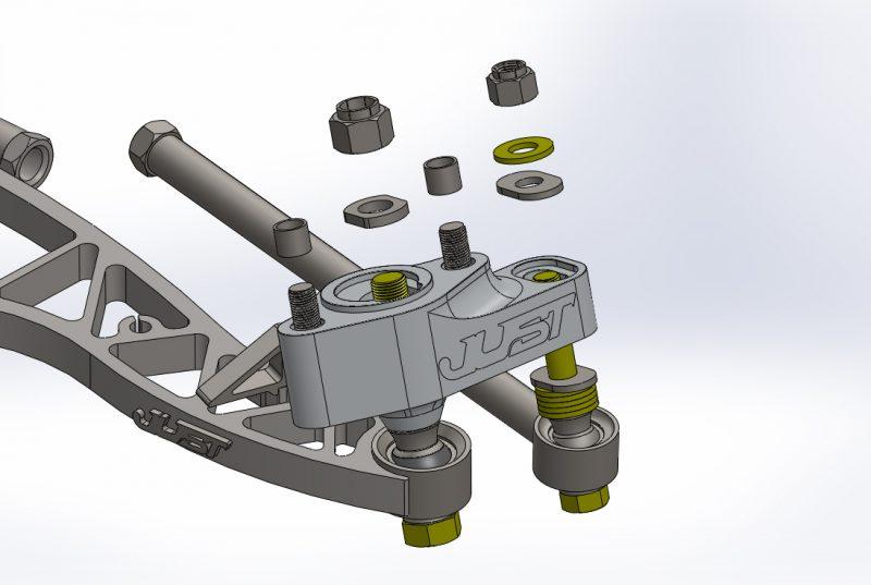 AE86 Super angle kit