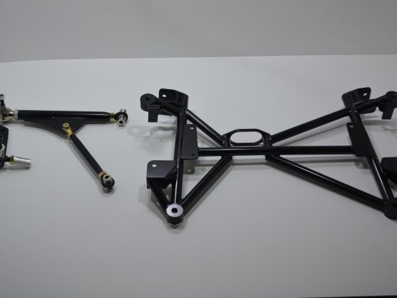 race kit assembly subframe lca steering kit