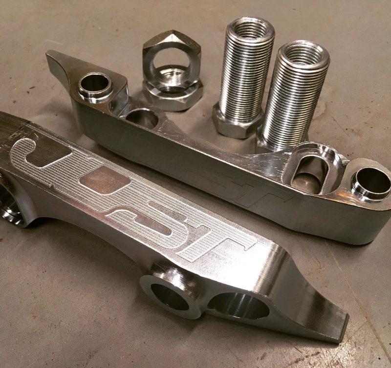 BMW e36 e46 knuckle adapter